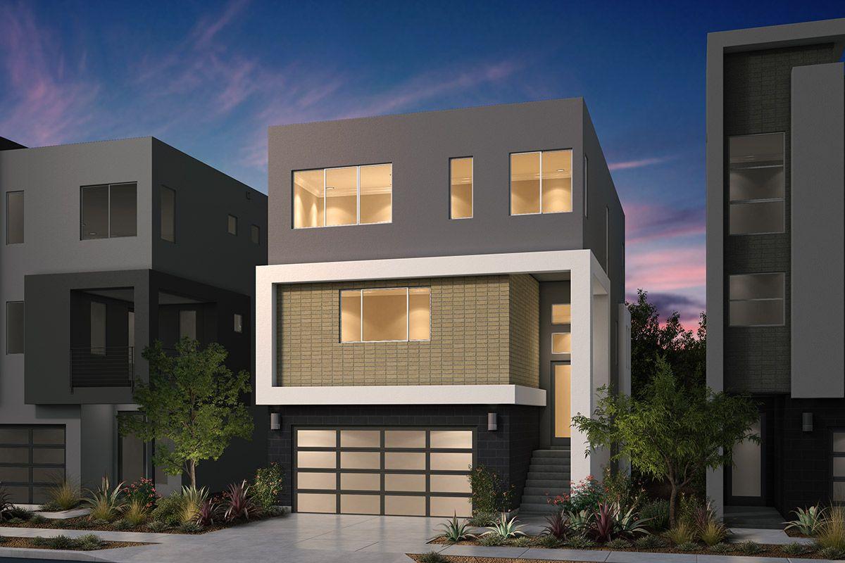 单亲家庭 为 销售 在 Platinum Ii At Communications Hill - Plan 4 Communications Hill Blvd And Hillsdale Ave. San Jose, California 95136 United States
