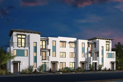 Multi Family for Sale at Metro At Communications Hill - Plan 3 3092 Manuel Street, Unit 1 San Jose, California 95136 United States