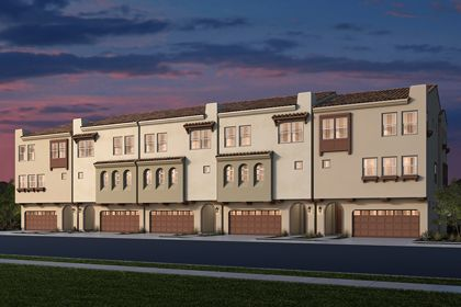 Single Family for Sale at The Row At Wellington Heights - Plan 5 Alt Lausanne Ave. And Oceanview Ave. Daly City, California 94014 United States