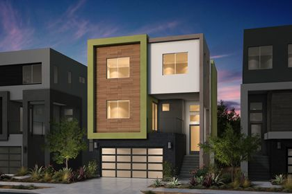 Single Family for Sale at Platinum At Communications Hill - Plan 3 Casselino Dr. And Manuel St. San Jose, California 95136 United States