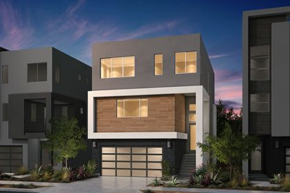 Single Family for Sale at Platinum At Communications Hill - Plan 4 Casselino Dr. And Manuel St. San Jose, California 95136 United States