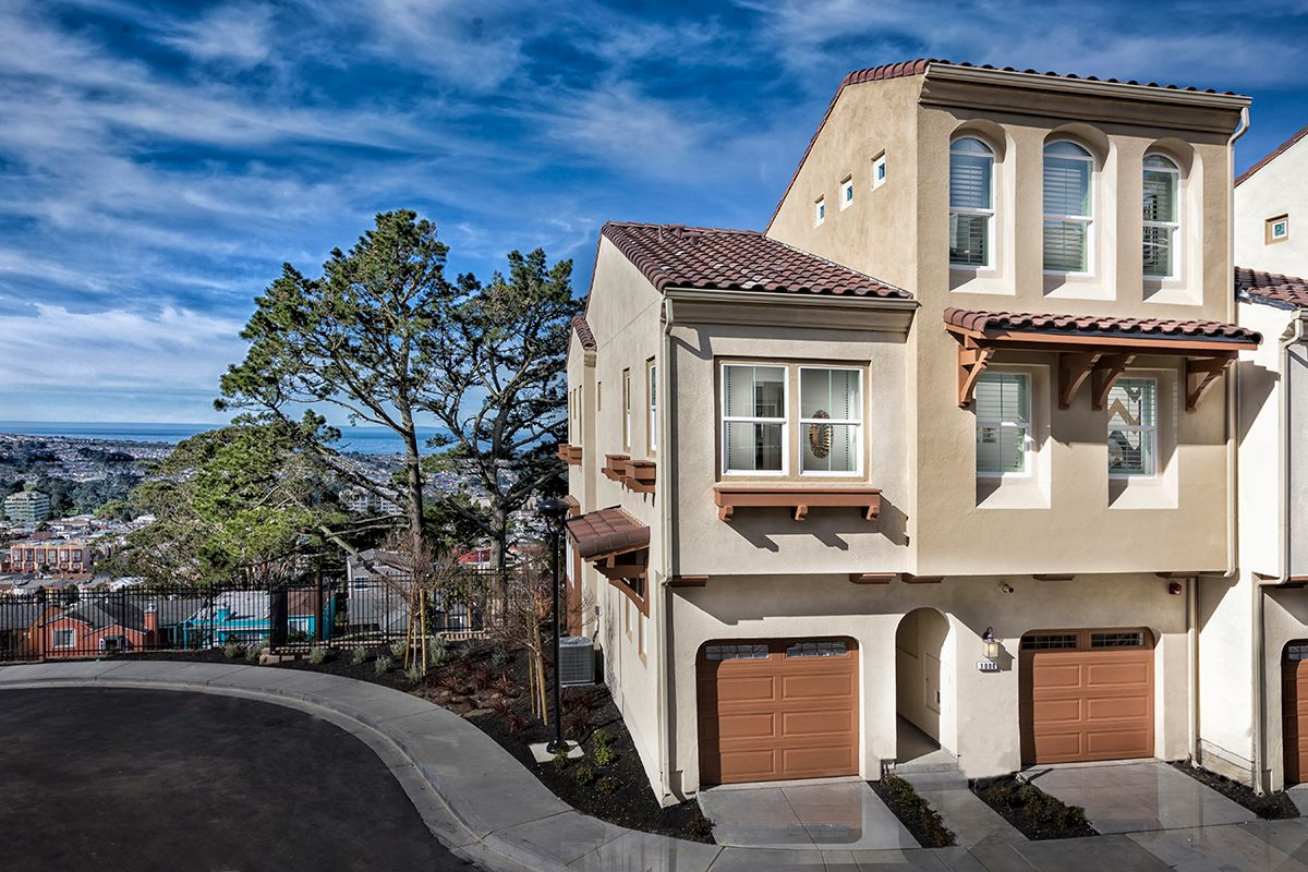 Single Family for Sale at Plan 5 Alt 1027 Ocean View Ave Daly City, California 94014 United States