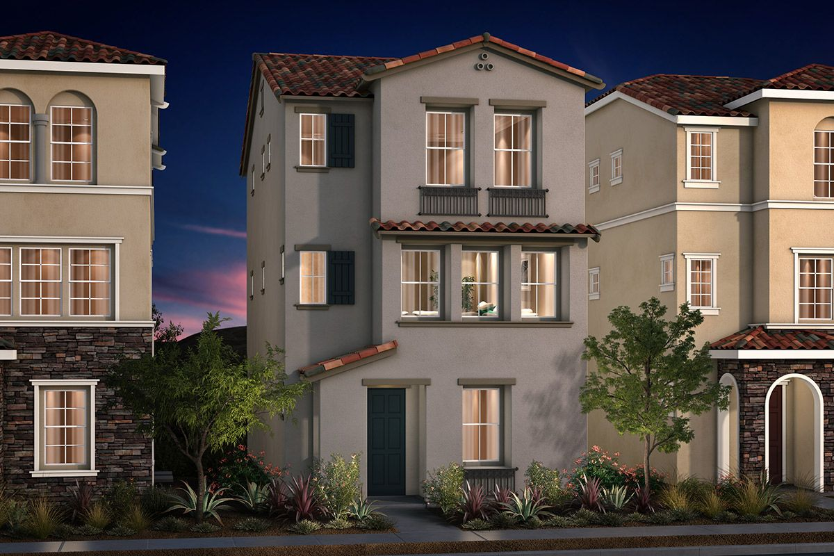 Monterey Parque New Homes In Morgan Hill Ca By Kb Home