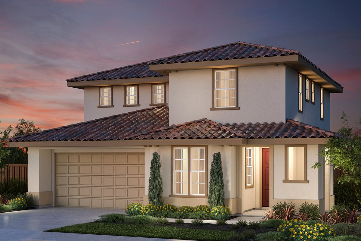 Single Family for Sale at Skyline - Plan 1 8907 Brookside Dr. Vallejo, California 94591 United States