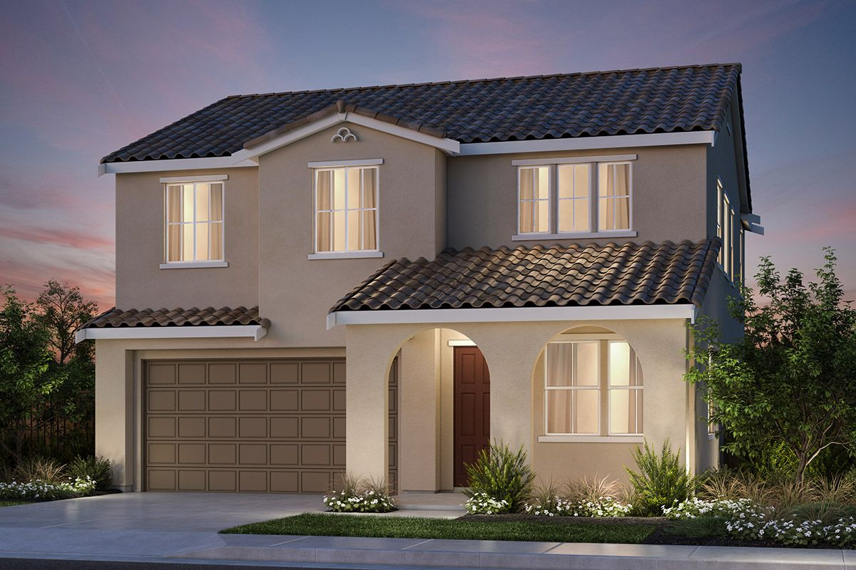 Single Family for Sale at Skyline - Plan 2 8907 Brookside Dr. Vallejo, California 94591 United States