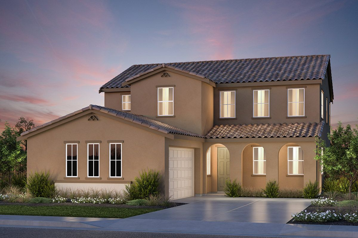 Single Family for Sale at Skyline - Plan 3 8907 Brookside Dr. Vallejo, California 94591 United States