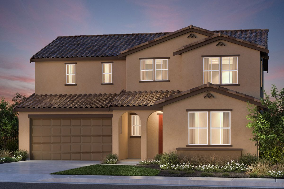 Single Family for Sale at Skyline - Plan 4 8907 Brookside Dr. Vallejo, California 94591 United States