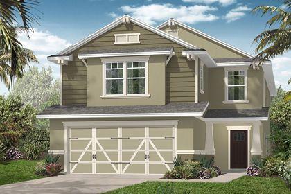 Single Family for Sale at Seminole Groves - Plan 2731 5832 Seminole Blvd. Seminole, Florida 33772 United States