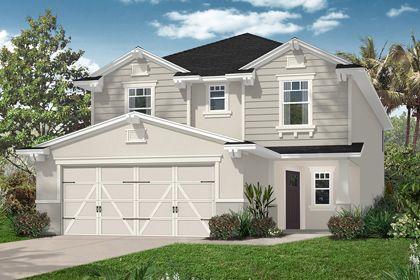 Single Family for Sale at Seminole Groves - Plan 2851 Modeled 5800 Seminole Blvd. Seminole, Florida 33772 United States