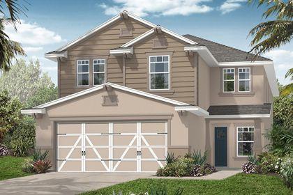 Single Family for Sale at Seminole Groves - Plan 3018 5832 Seminole Blvd. Seminole, Florida 33772 United States