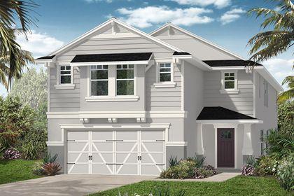 Single Family for Sale at Seminole Groves - Plan 3290 5800 Seminole Blvd. Seminole, Florida 33772 United States