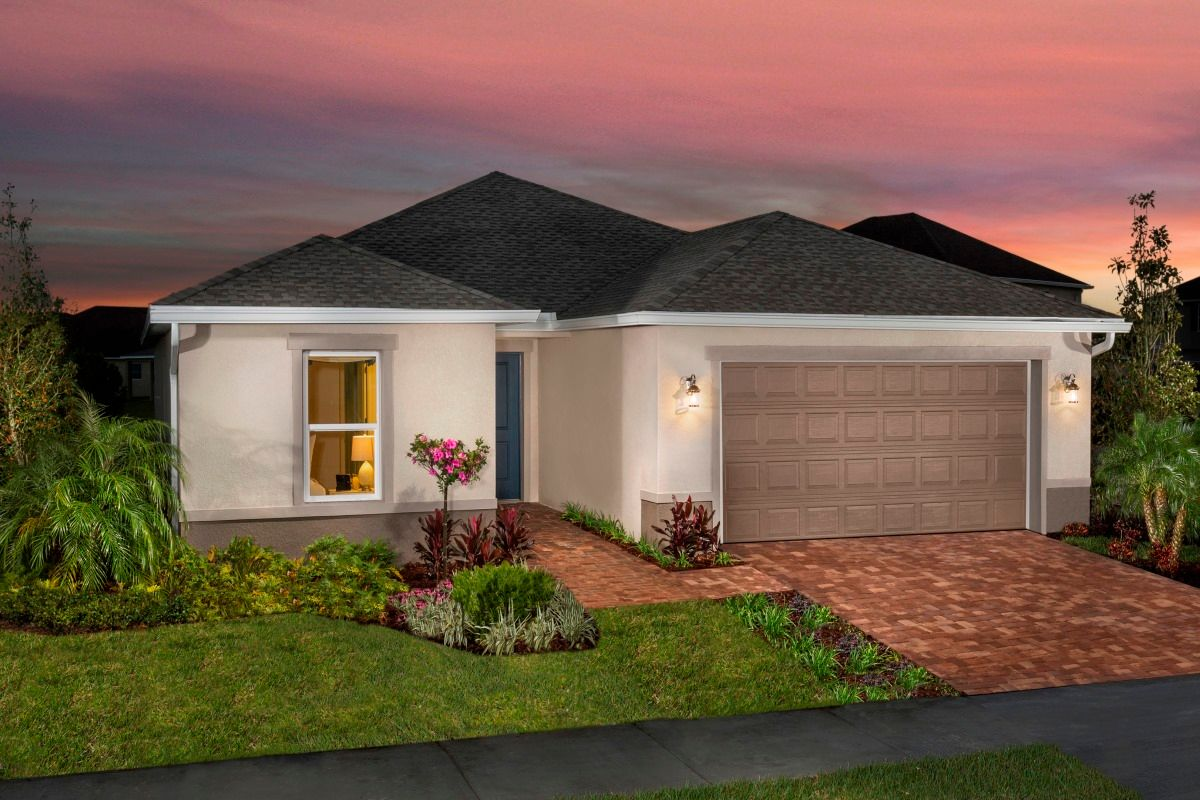Photo of Plan 1865 Modeled in Riverview, FL 33579
