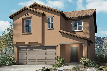 Kb Home Oakmore Reserve Plan 2010 1271015 Tucson Az New Home For Sale Homegain