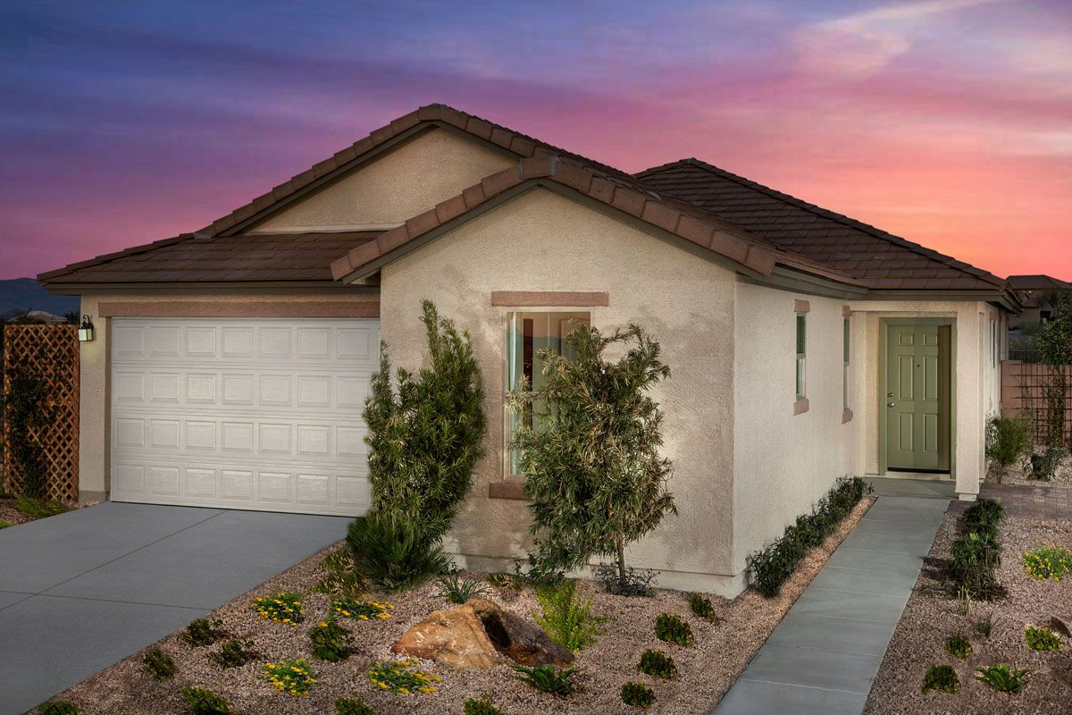 Single Family for Sale at Plan 1861 17154 S. Emerald Vista Drive Vail, Arizona 85641 United States