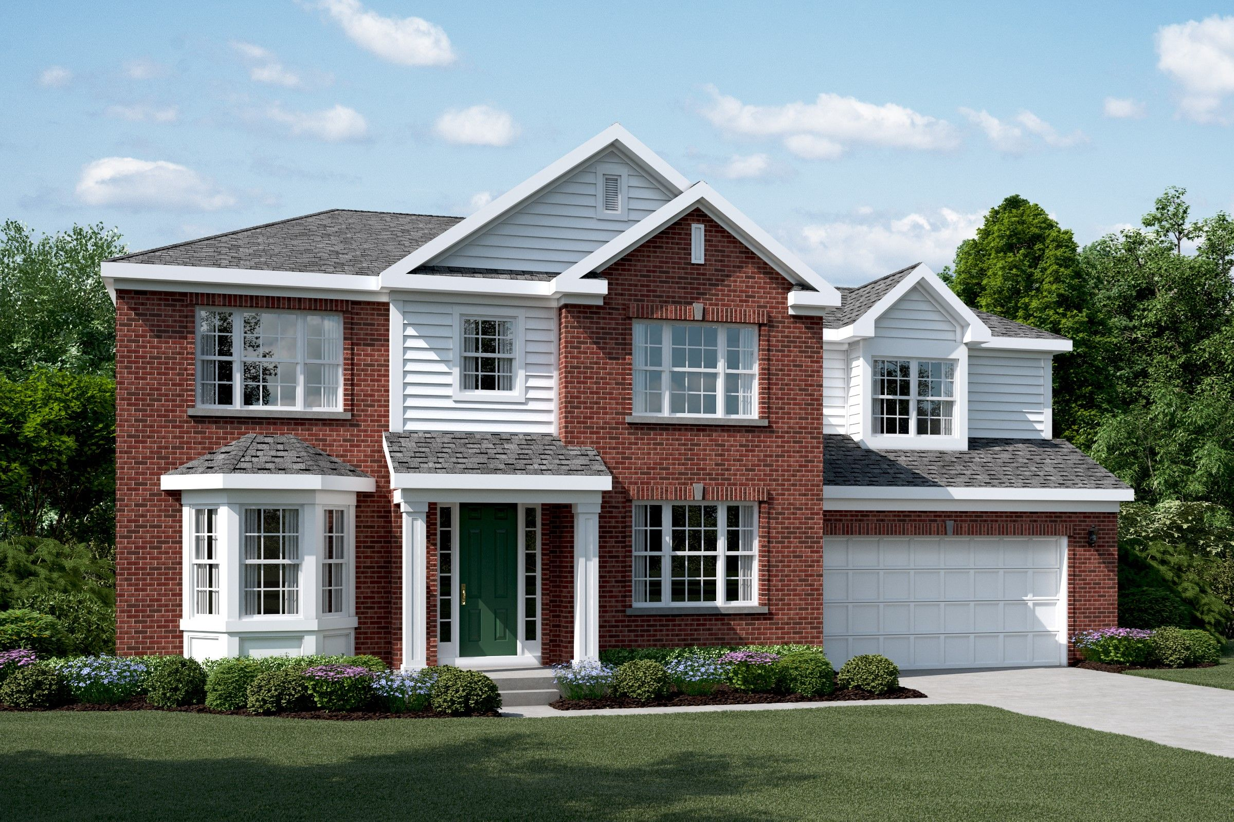 Single Family for Sale at Morton 1055 Northridge Ct., Homesite 12 Wheaton, Illinois 60187 United States