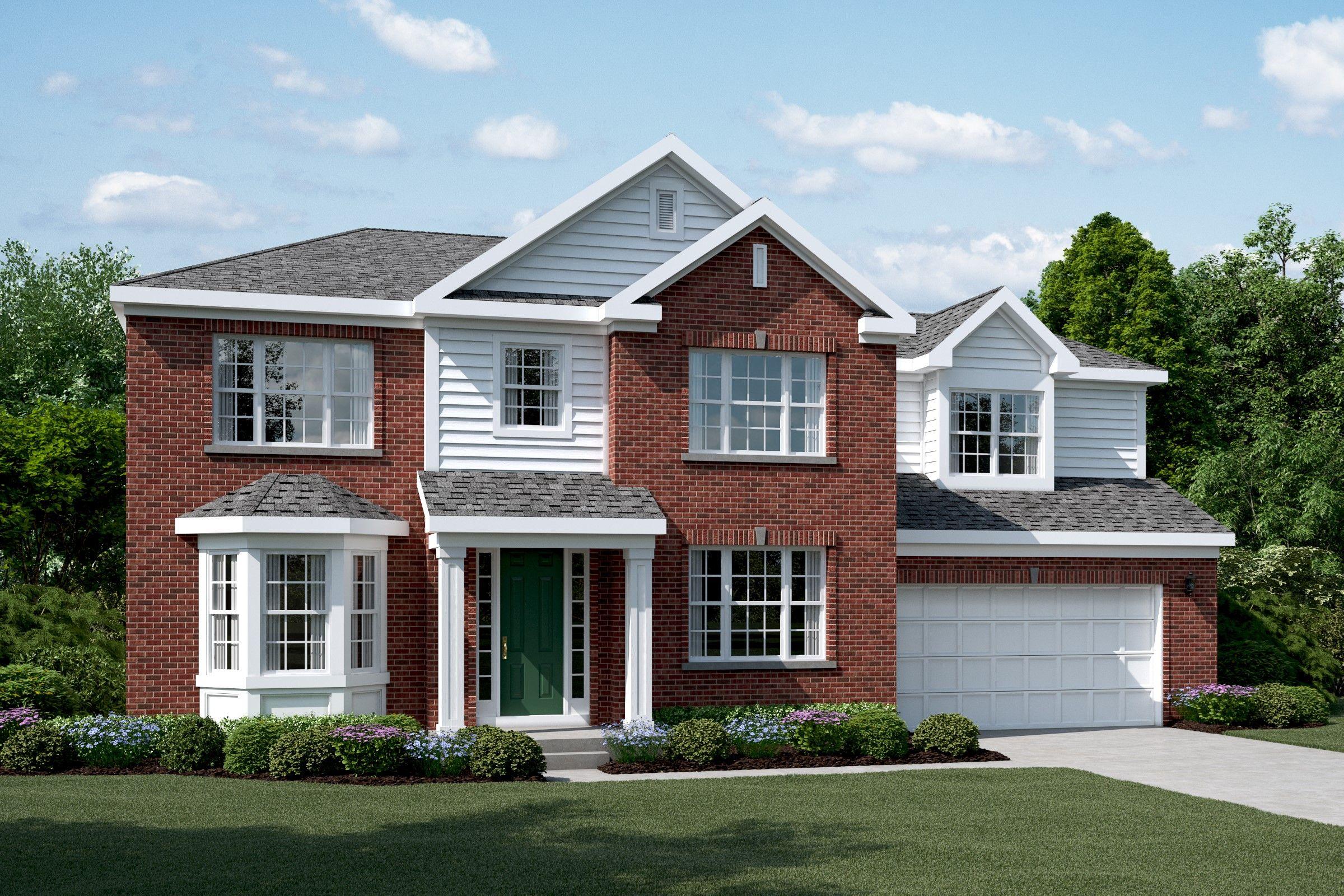 Single Family for Sale at Morton 1055 Northridge Ct., Homesite 12 Wheaton, Illinois 60187 United States