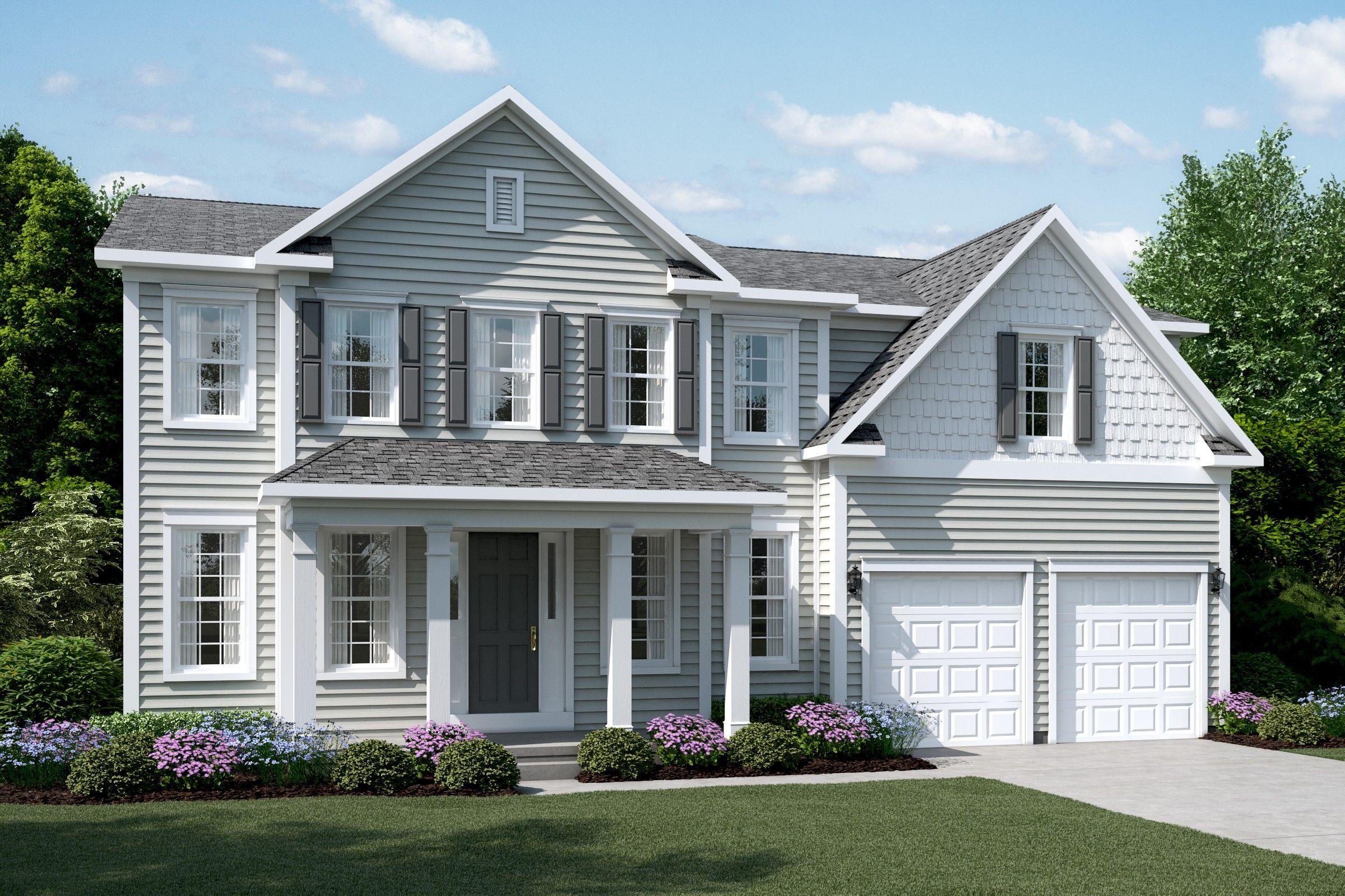 Single Family for Sale at Northridge Estates - Memphis 1610 Falcon Drive Wheaton, Illinois 60187 United States