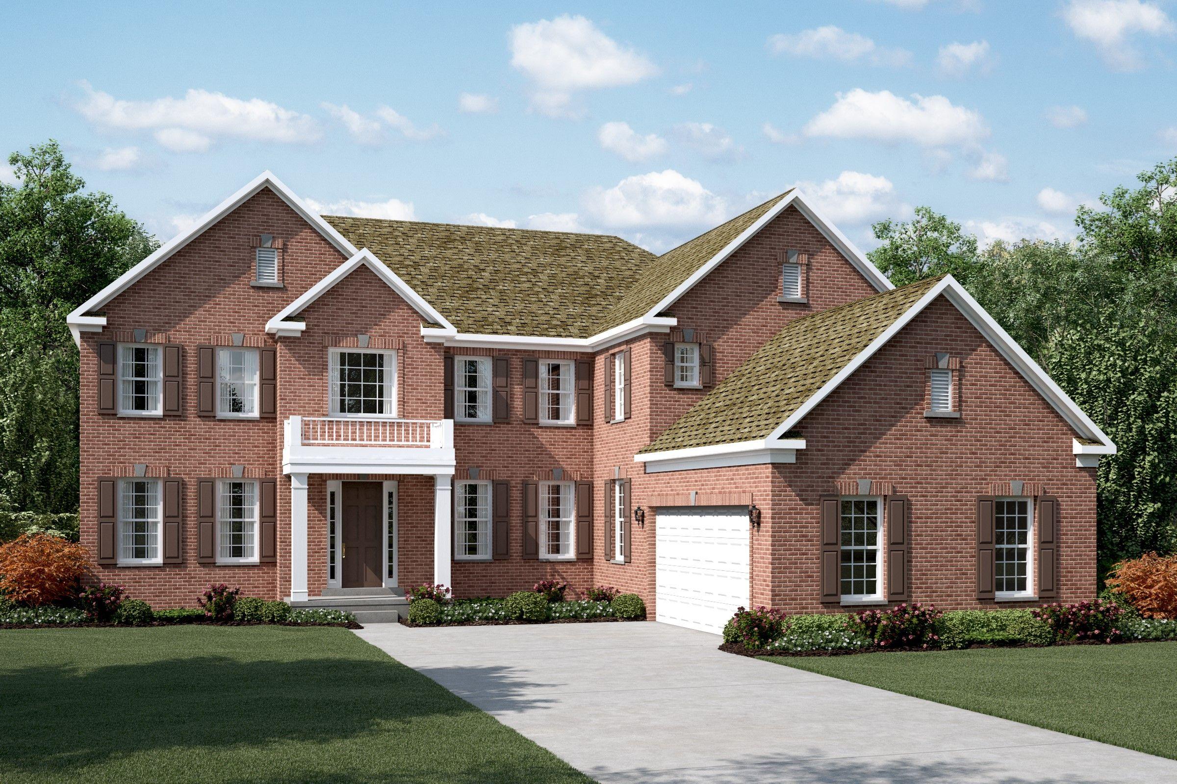 Single Family for Sale at Northridge Estates - Boulder Courtyard 1610 Falcon Drive Wheaton, Illinois 60187 United States