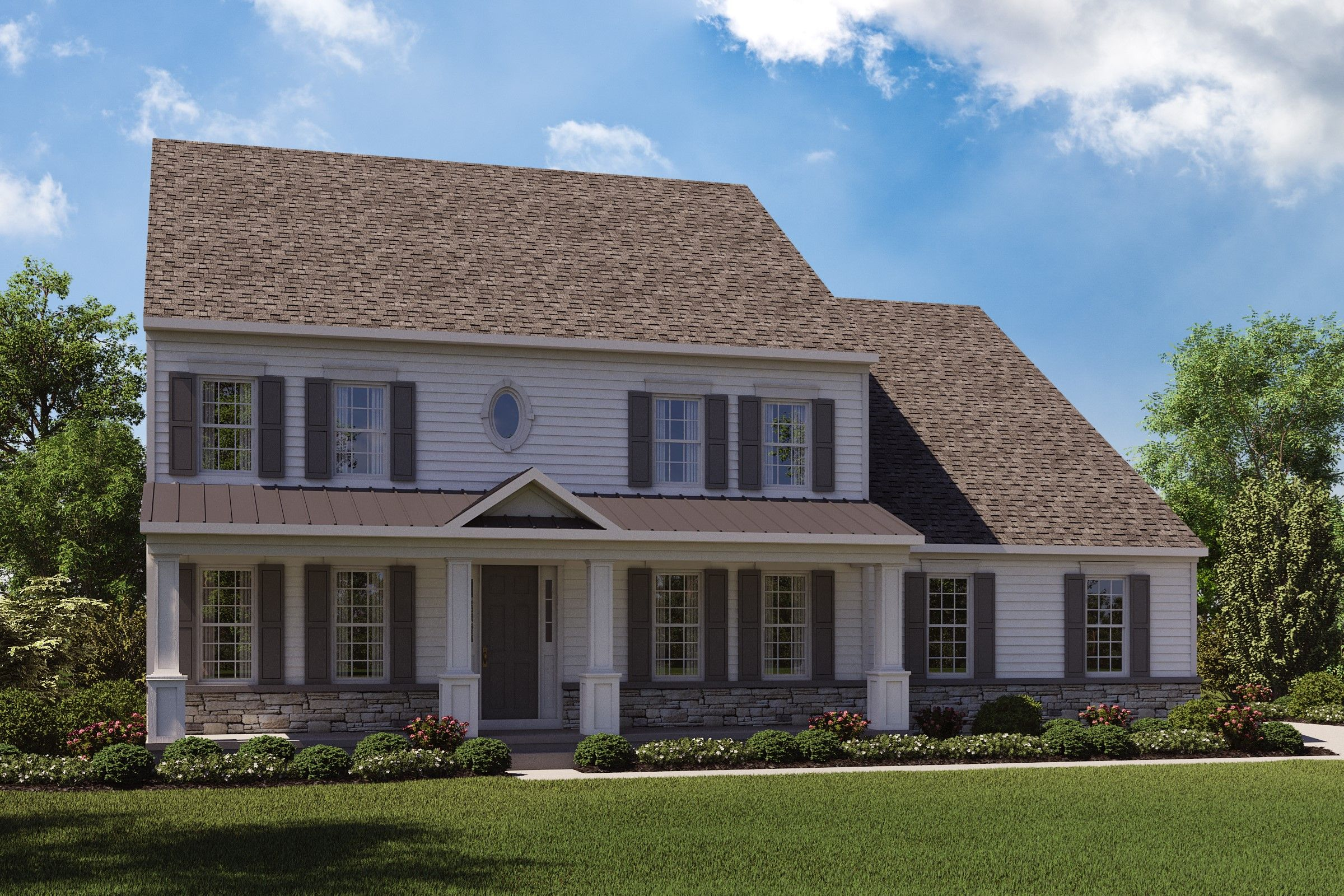 Single Family for Sale at Tanglewood Estates At Chapel Hill - Davinci 414 Kings Highway East Middletown, New Jersey 07748 United States