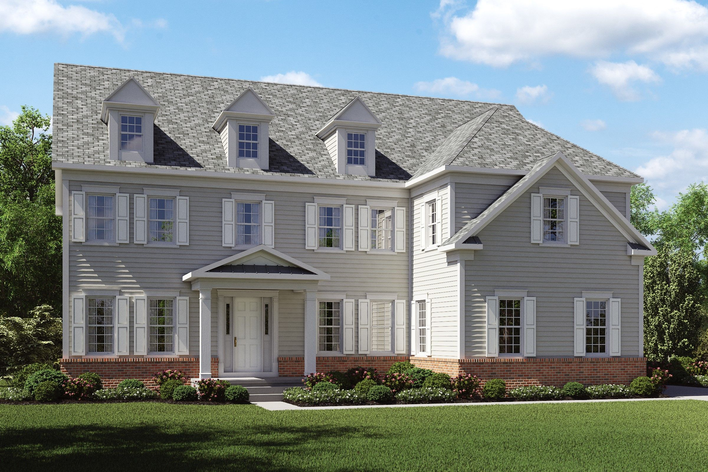 Single Family for Sale at Tanglewood Estates At Chapel Hill - Boulder Ii 414 Kings Highway East Middletown, New Jersey 07748 United States