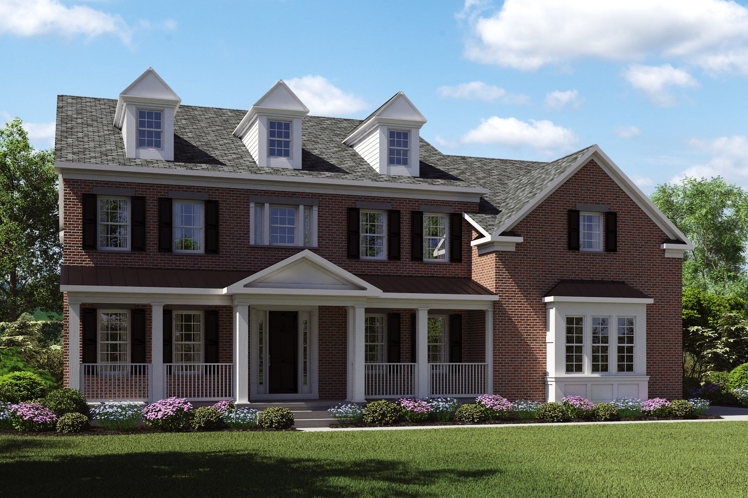Single Family for Sale at Tanglewood Estates At Chapel Hill - Michelangelo 414 Kings Highway East Middletown, New Jersey 07748 United States
