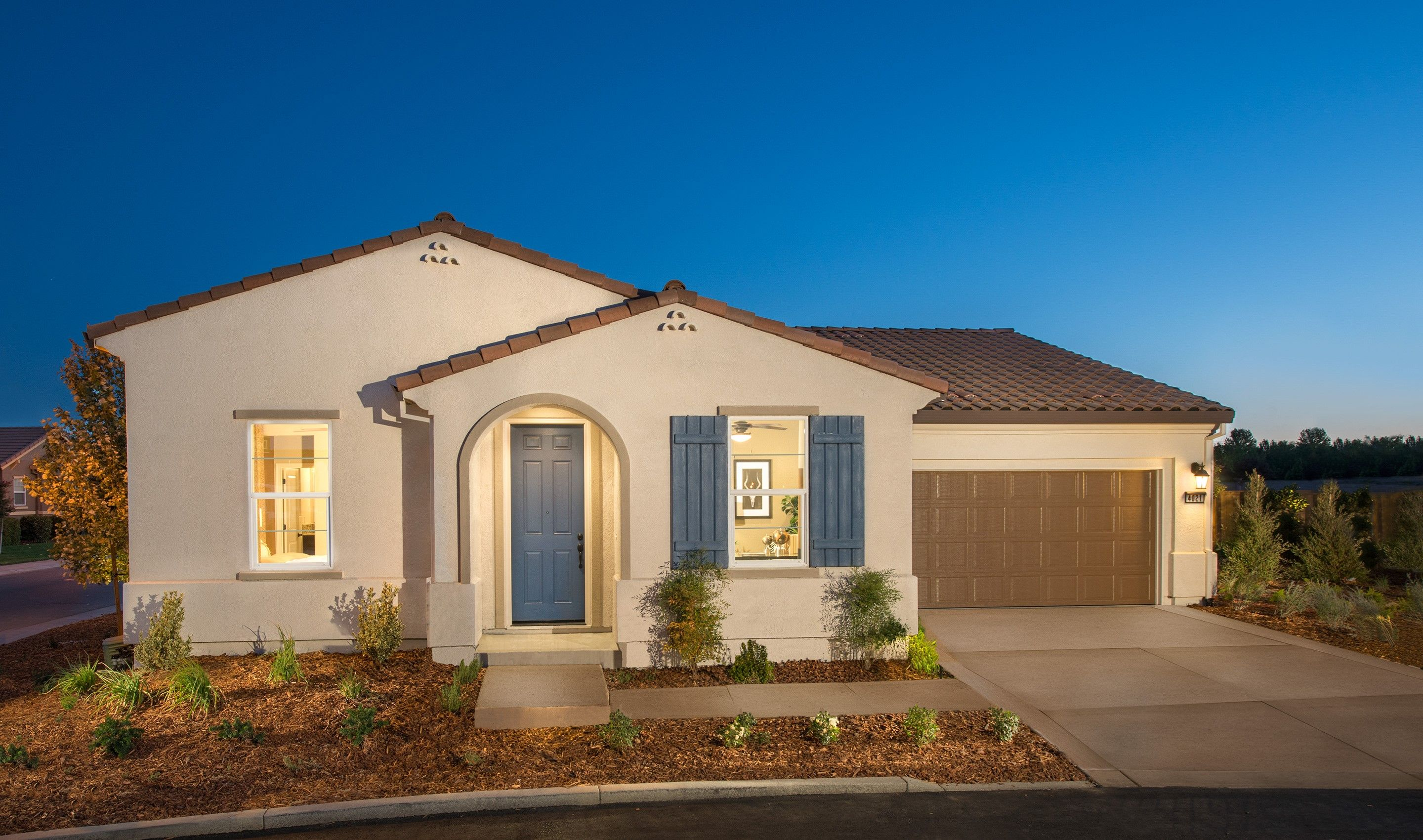 Photo of K. Hovnanian's® Four Seasons Winter at Westshore in Sacramento, CA 95834