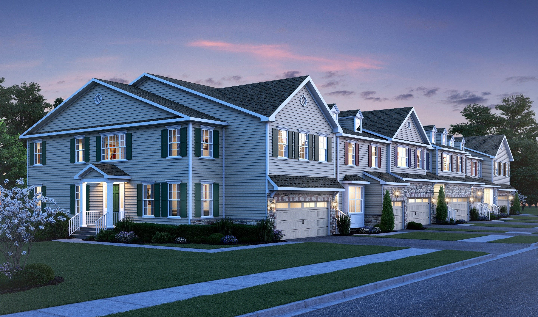 Multifamiliar por un Venta en Arbors At Monroe - Bryn Mawr Applegarth Road Monroe, New Jersey 08831 United States