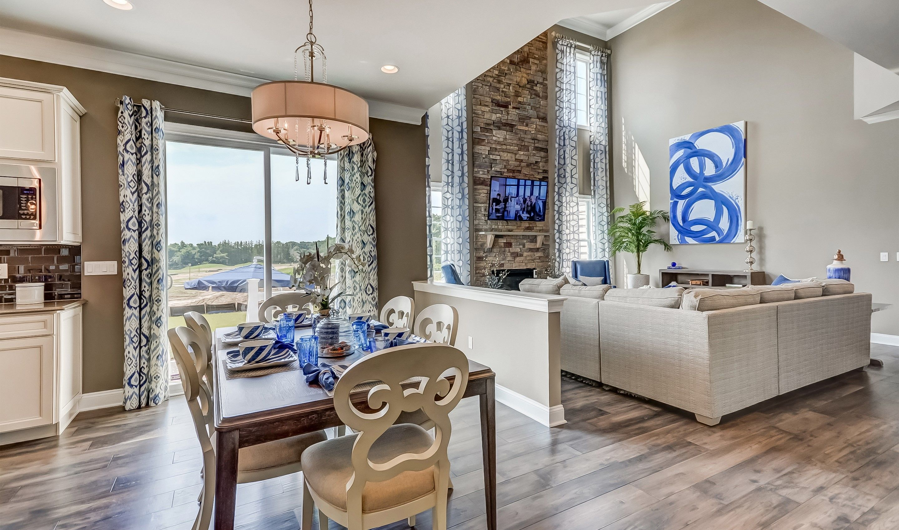 Single Family for Active at Boulder Ii 2 Mclellan Court, Homesite 1 East Brunswick Township, New Jersey 08816 United States