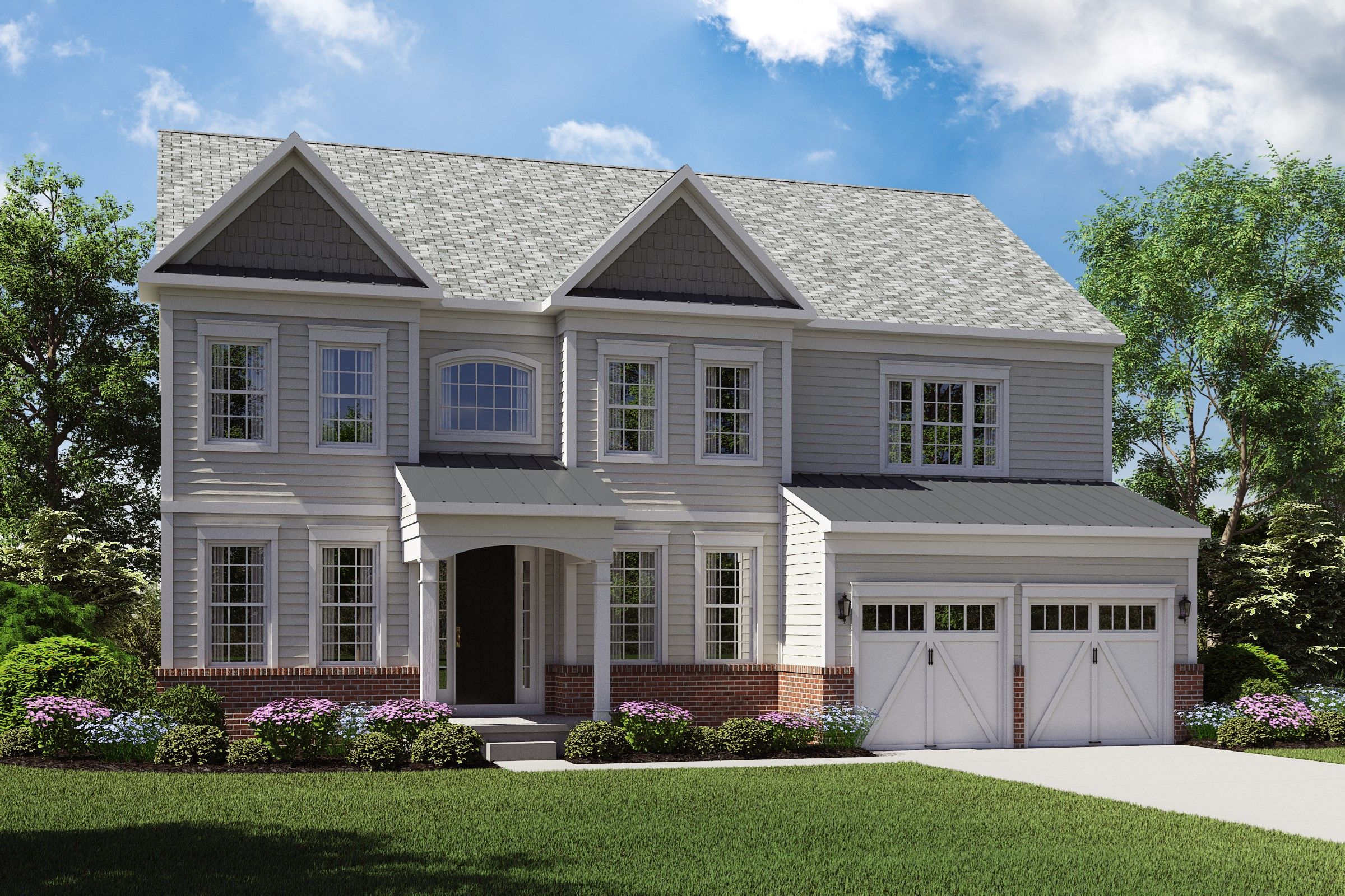 Unifamiliar por un Venta en Timber Walk - Dover 2 Mcclellan Court East Brunswick Township, New Jersey 08816 United States