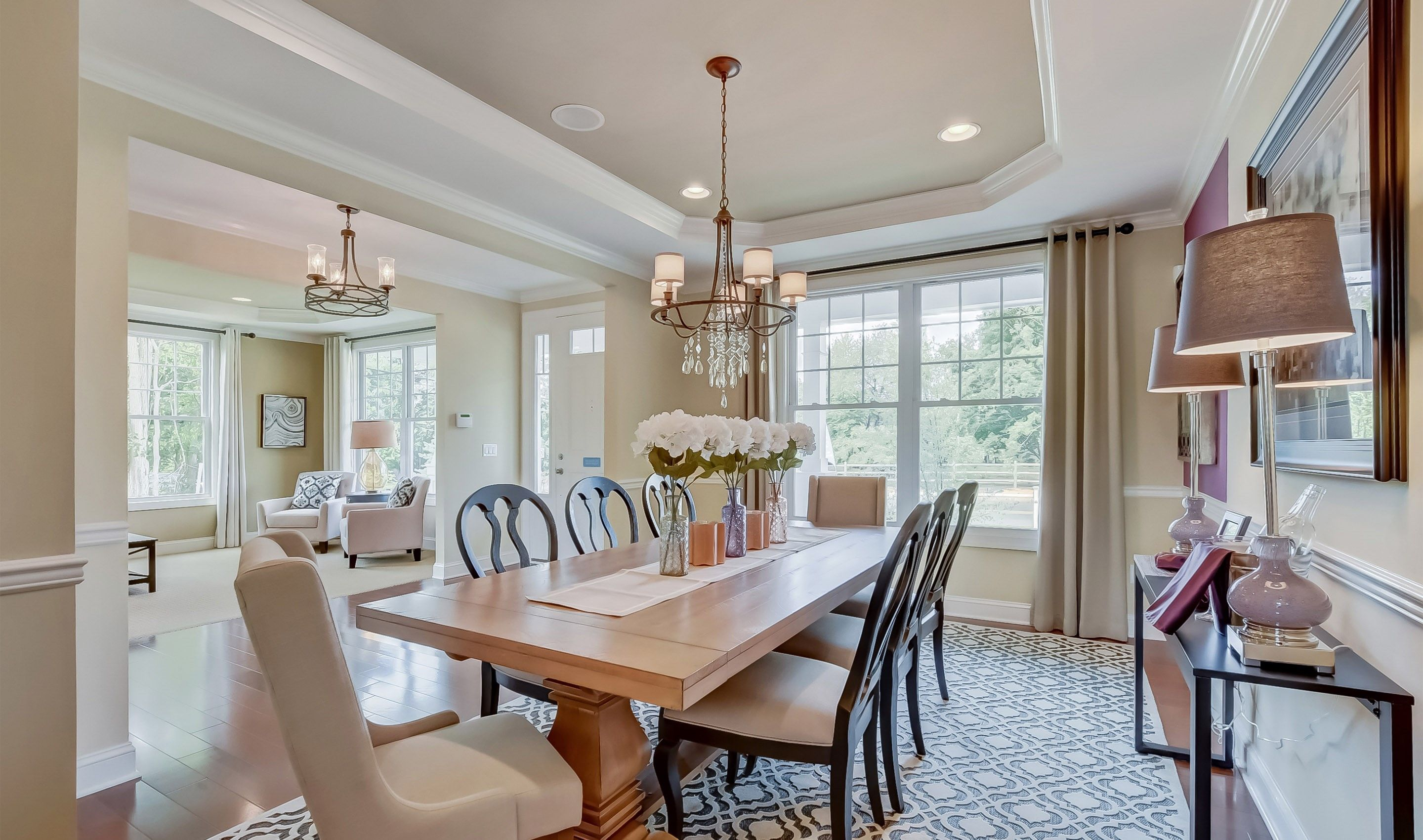 Single Family for Active at Dover 2 Cairnes Lane, Homesite 6 East Brunswick Township, New Jersey 08816 United States
