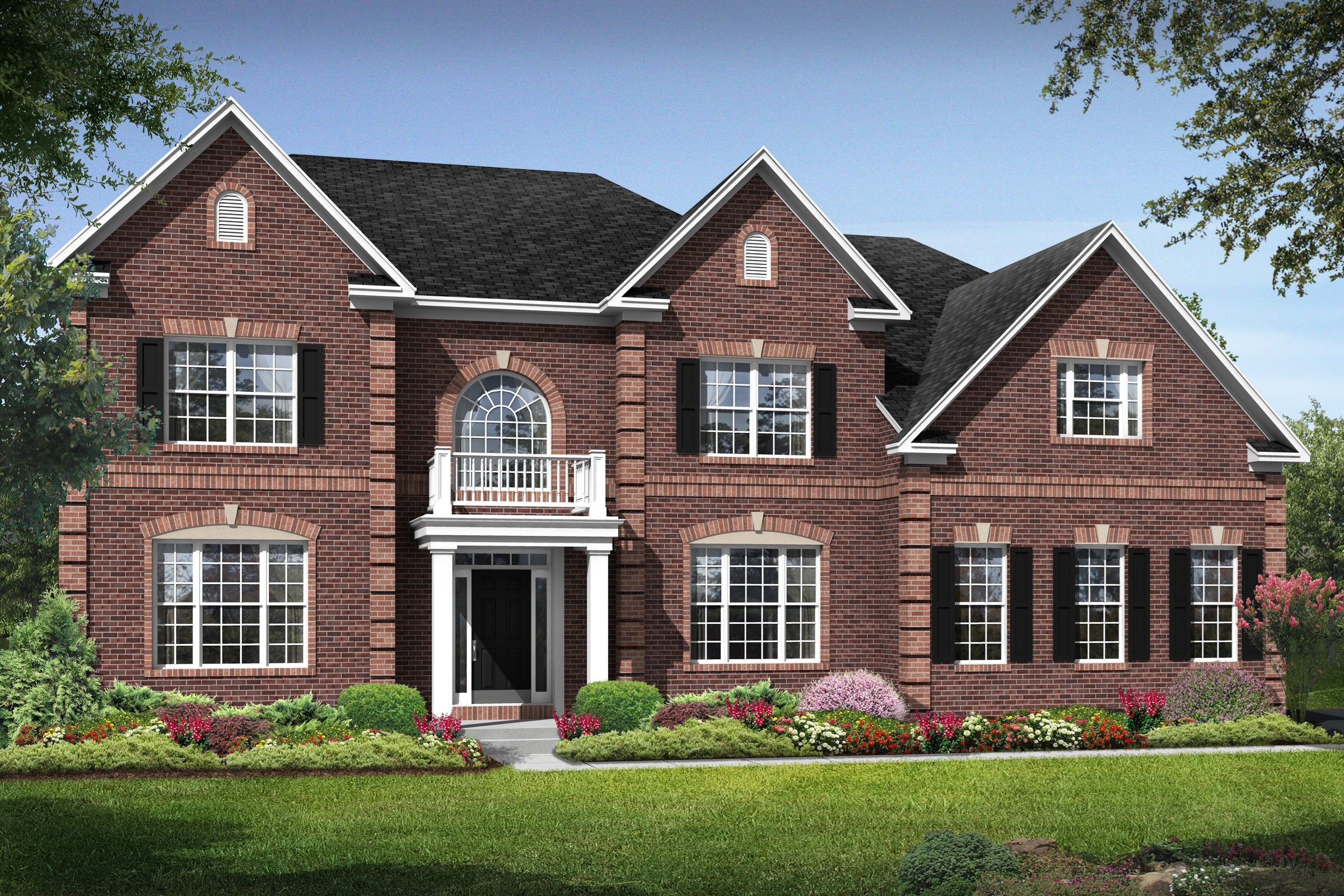 Single Family for Active at The Estates At Cedar Lane - Manhattan 101 Patterson Court Middletown, Delaware 19709 United States