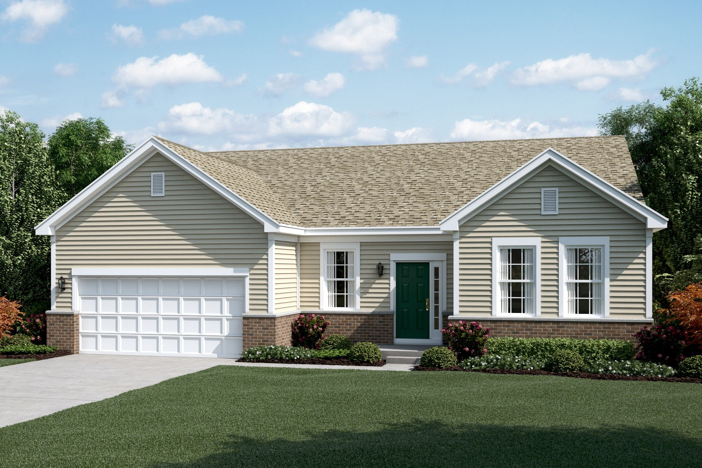 Single Family for Sale at The Estates Of Fox Chase - St. Michaels 200 Gates Creek Drive Oswego, Illinois 60543 United States