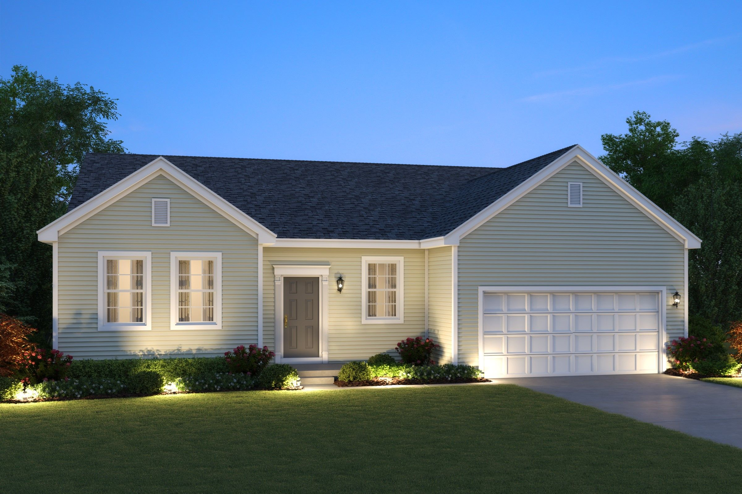 Single Family for Sale at St. Michaels 837 Alden Drive, Homesite 2 Sycamore, Illinois 60178 United States