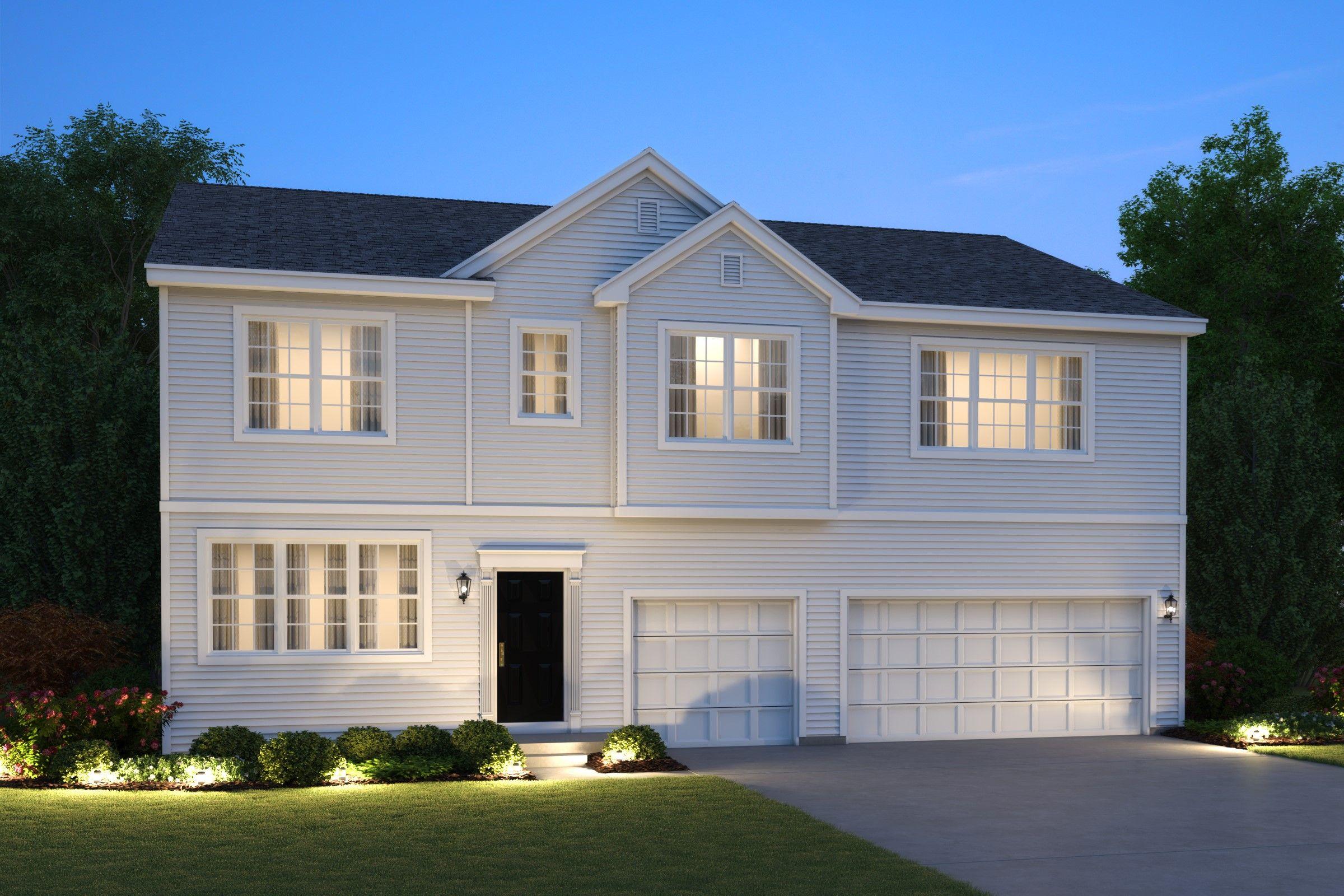 Single Family for Sale at North Grove Crossing - Barrett 853 Alden Drive Sycamore, Illinois 60178 United States