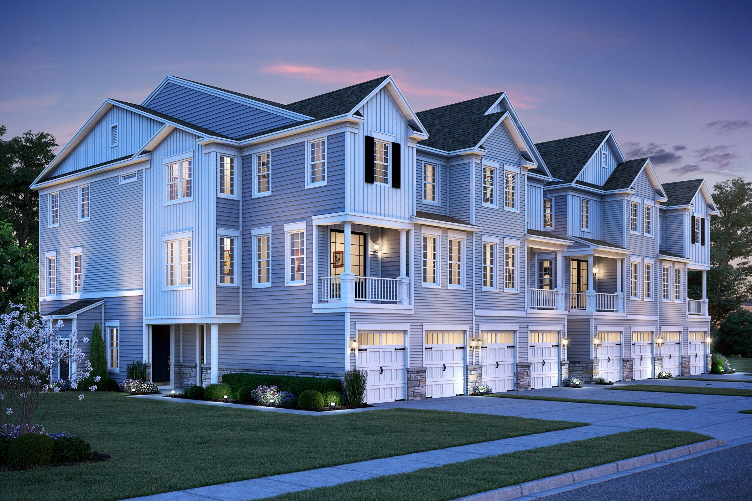 Single Family for Sale at Meadow Brook At Hillsborough - Yale Ii Passe Court Hillsborough, New Jersey 08844 United States