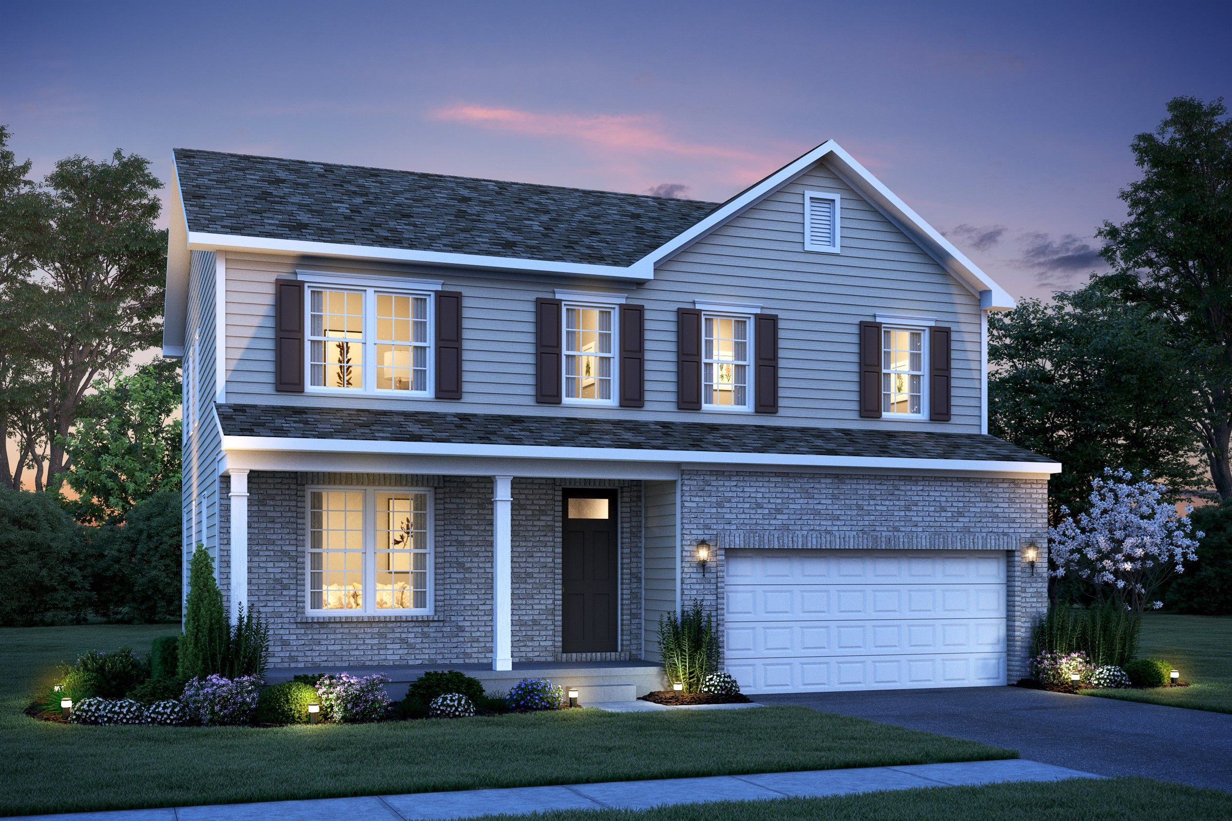 Single Family for Active at Meadow Brook At Hillsborough - Hanover Passe Court Hillsborough, New Jersey 08844 United States