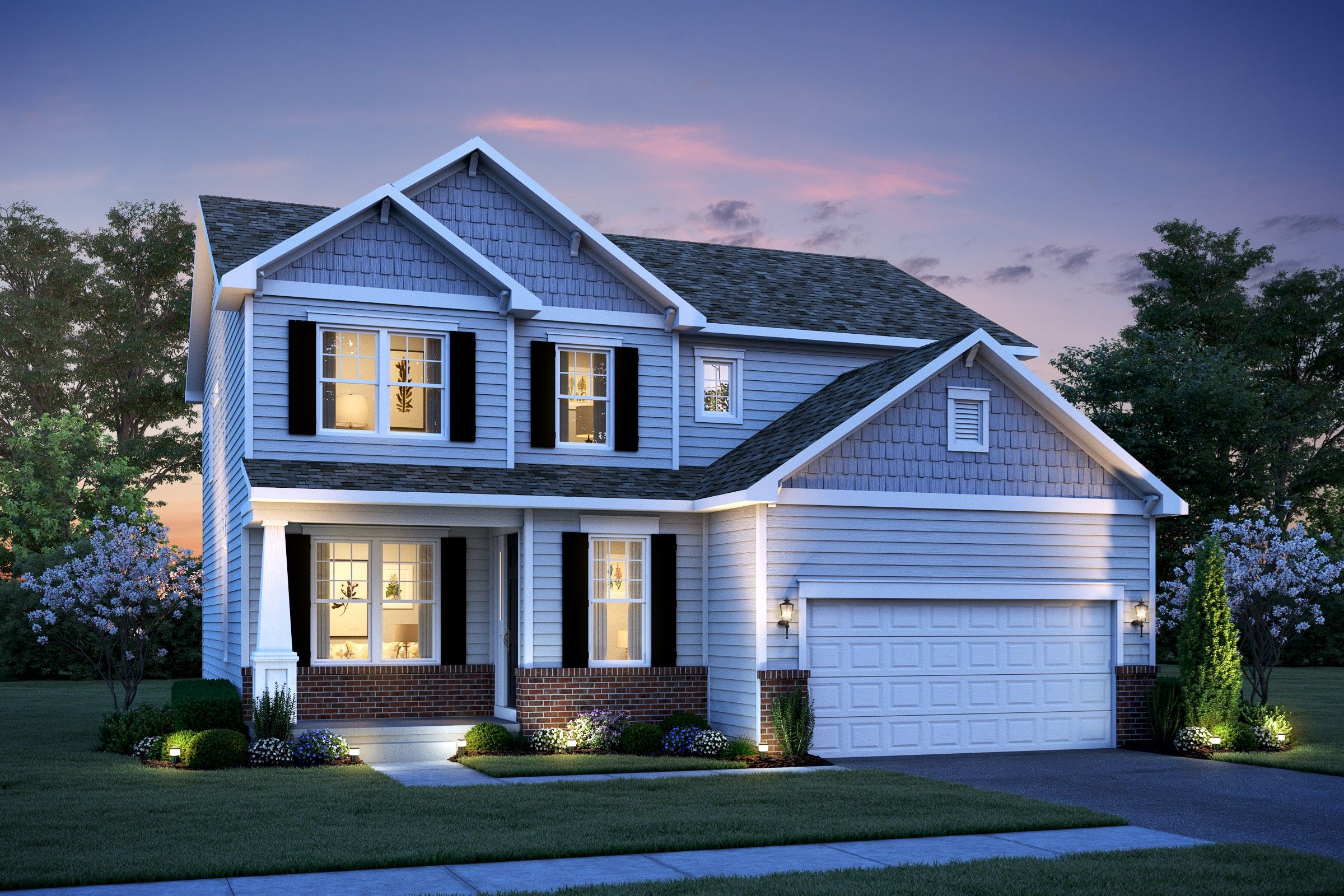 Single Family for Active at Meadow Brook At Hillsborough - Haddenfield Ii Passe Court Hillsborough, New Jersey 08844 United States