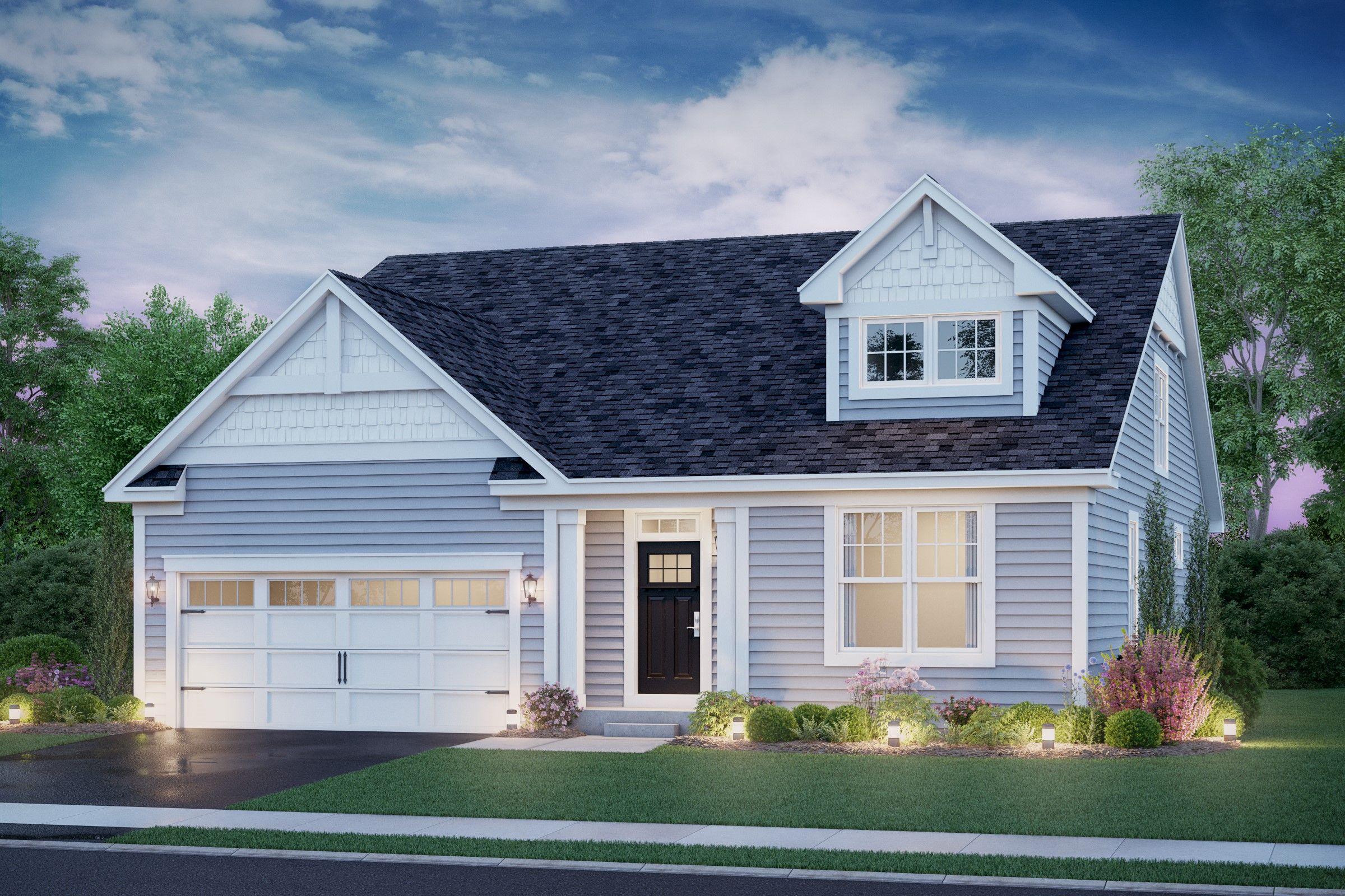 Multifamiliar por un Venta en Link Crossing - Simon Loft - Cottages 2177 Brandywyn Lane Buffalo Grove, Illinois 60089 United States