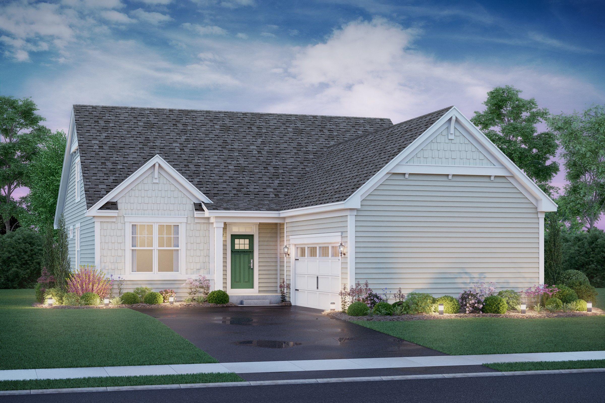 Multifamiliar por un Venta en Link Crossing - Mills Loft - Cottages 2177 Brandywyn Lane Buffalo Grove, Illinois 60089 United States
