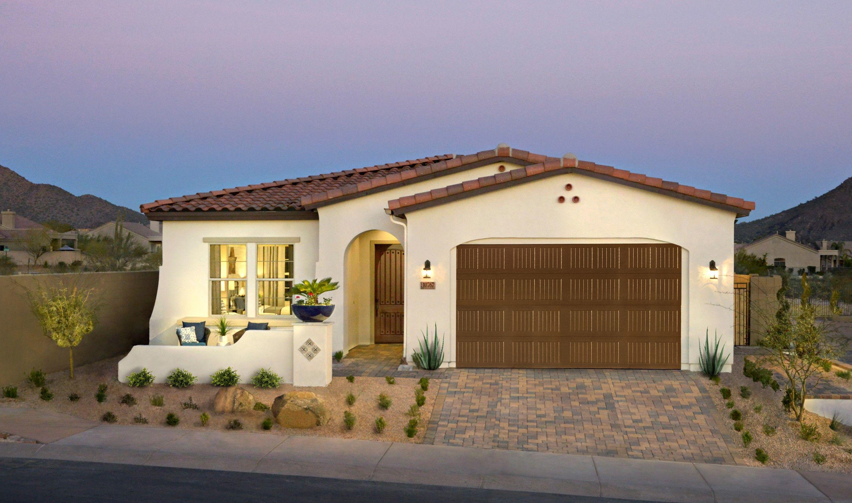 Single Family for Sale at Crimson 12469 East Becker Lane, Homesite 21 Scottsdale, Arizona 85259 United States