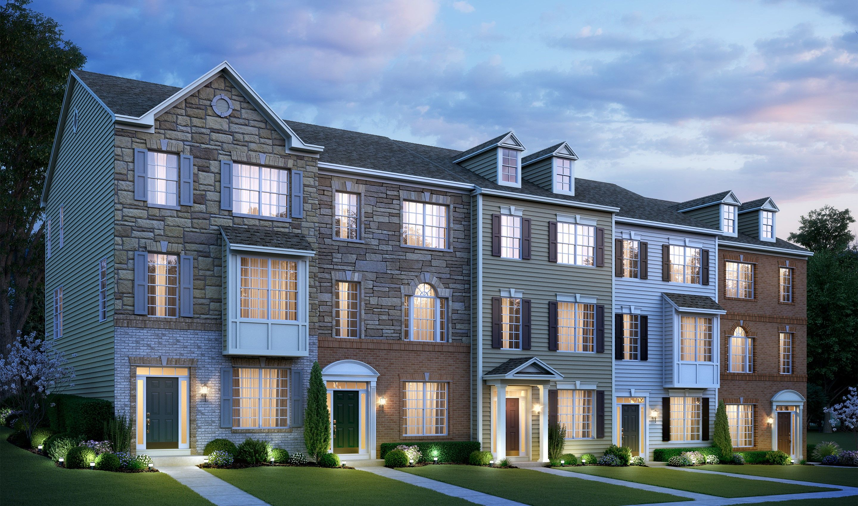 Real Estate at 2895 Findley Road, Homesite 11, Kensington in Montgomery County, MD 20895