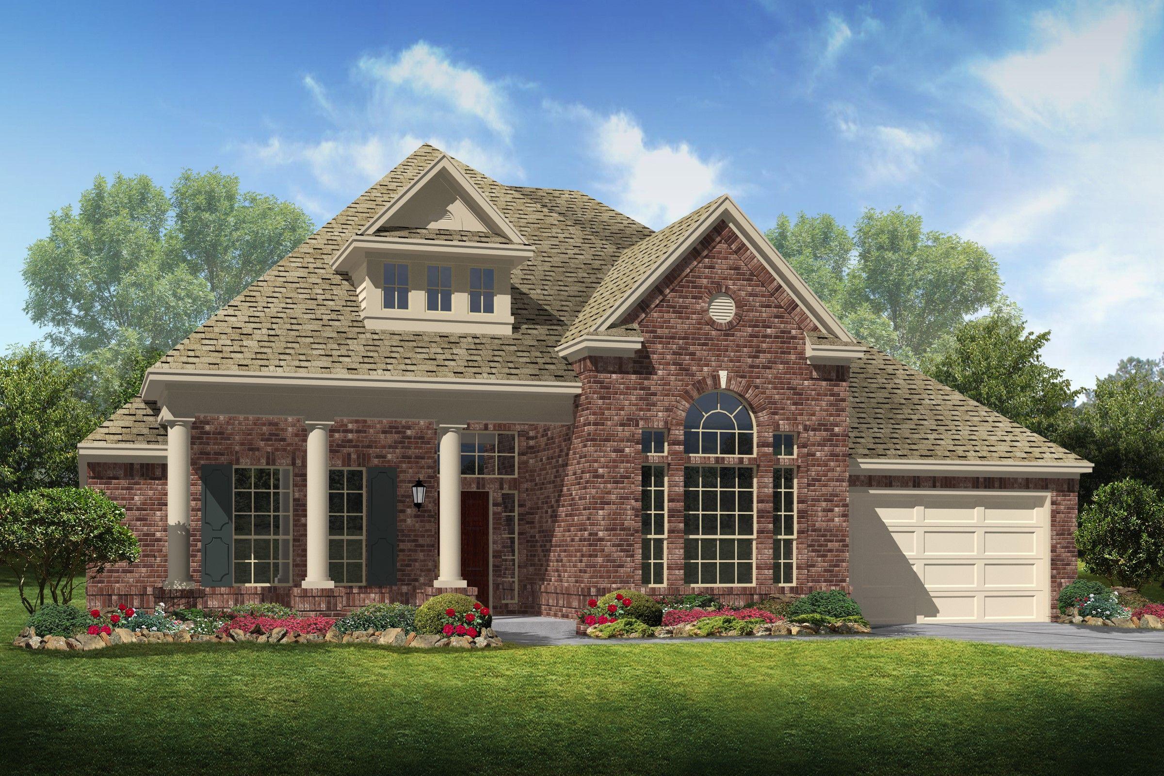 Single Family for Sale at Jada 7502 Lake Ivie, Homesite 38 Needville, Texas 77461 United States
