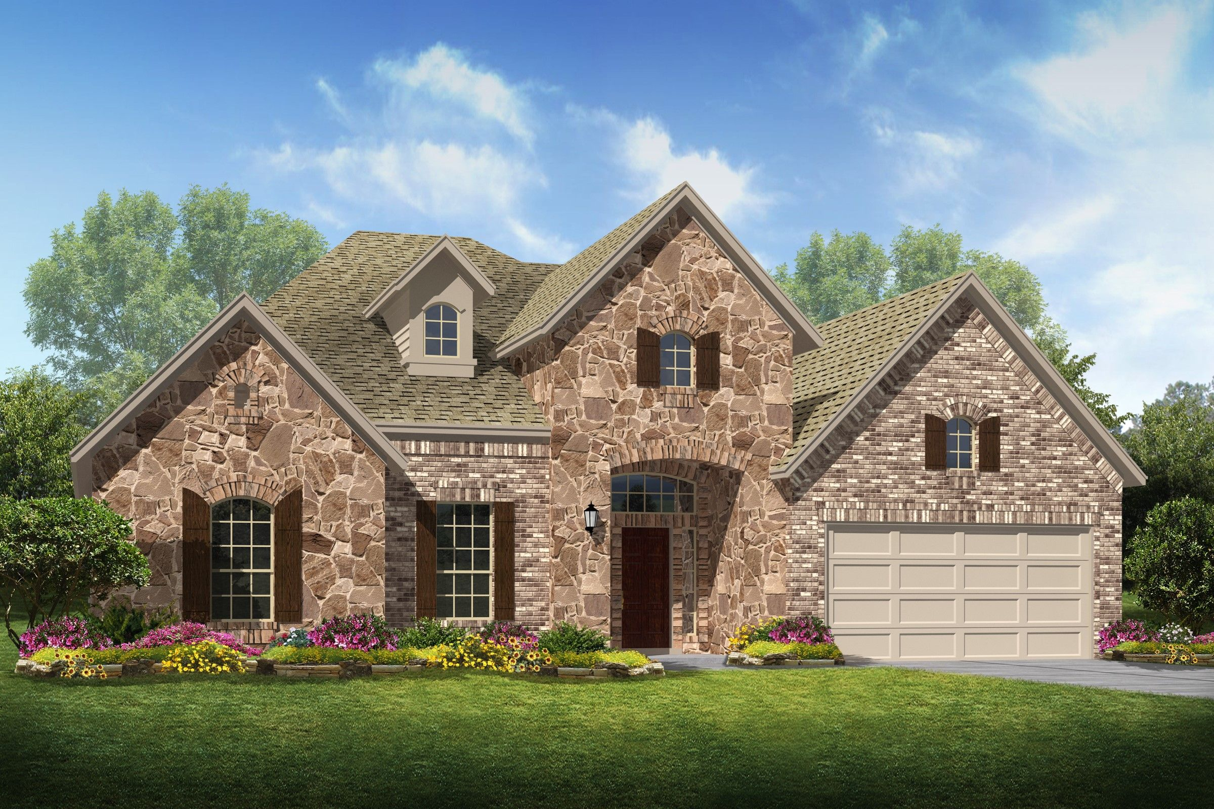 Single Family for Sale at Stewart Alt 6310 Sellers Circle, Homesite 25 Baytown, Texas 77523 United States