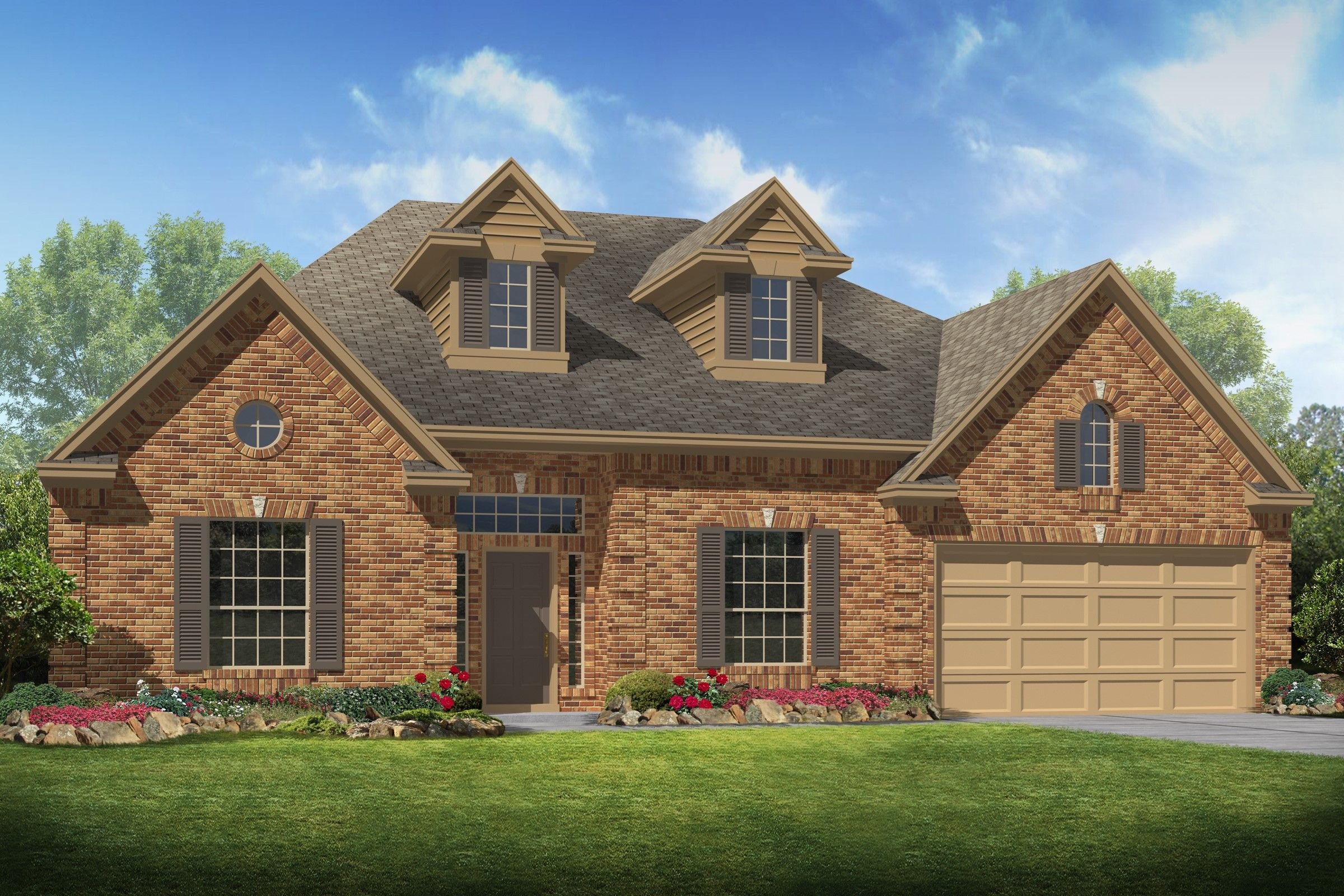 Single Family for Sale at Bayou Lakes - Elissa Alt 1804 Cranston Grove Drive Dickinson, Texas 77539 United States