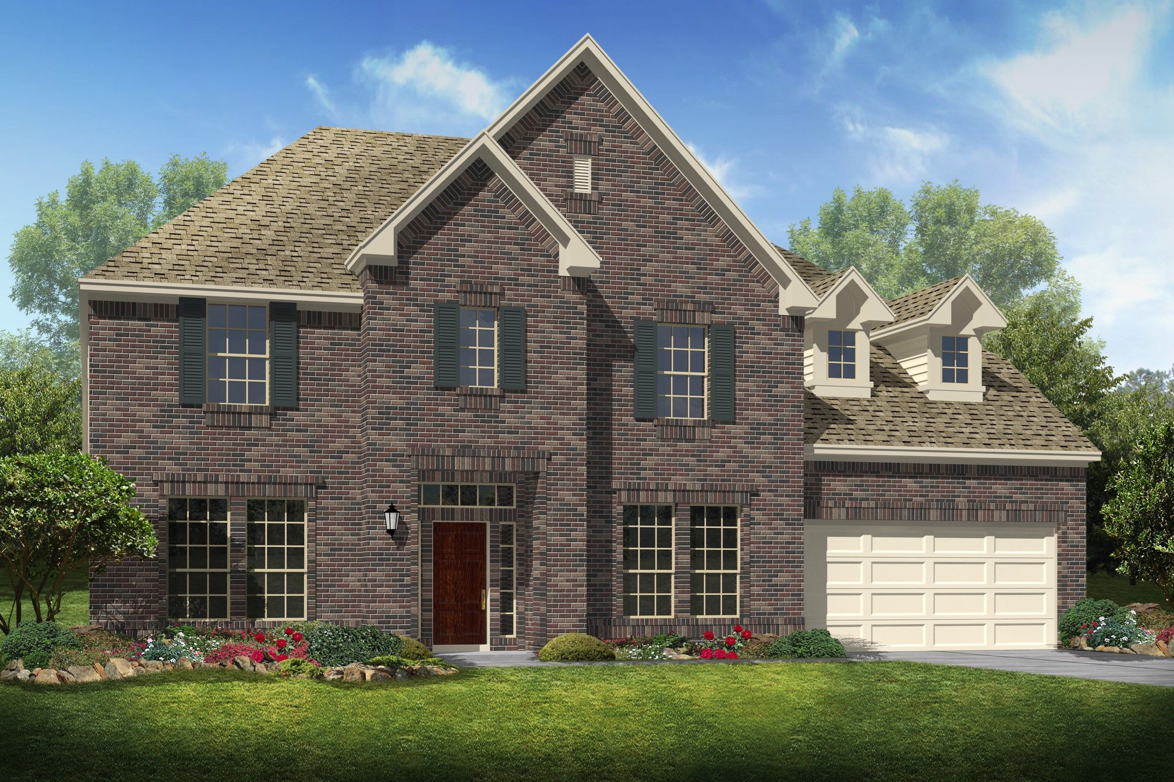 Single Family for Sale at Mandalay 2030 Opal Field Lane Rosenberg, Texas 77469 United States