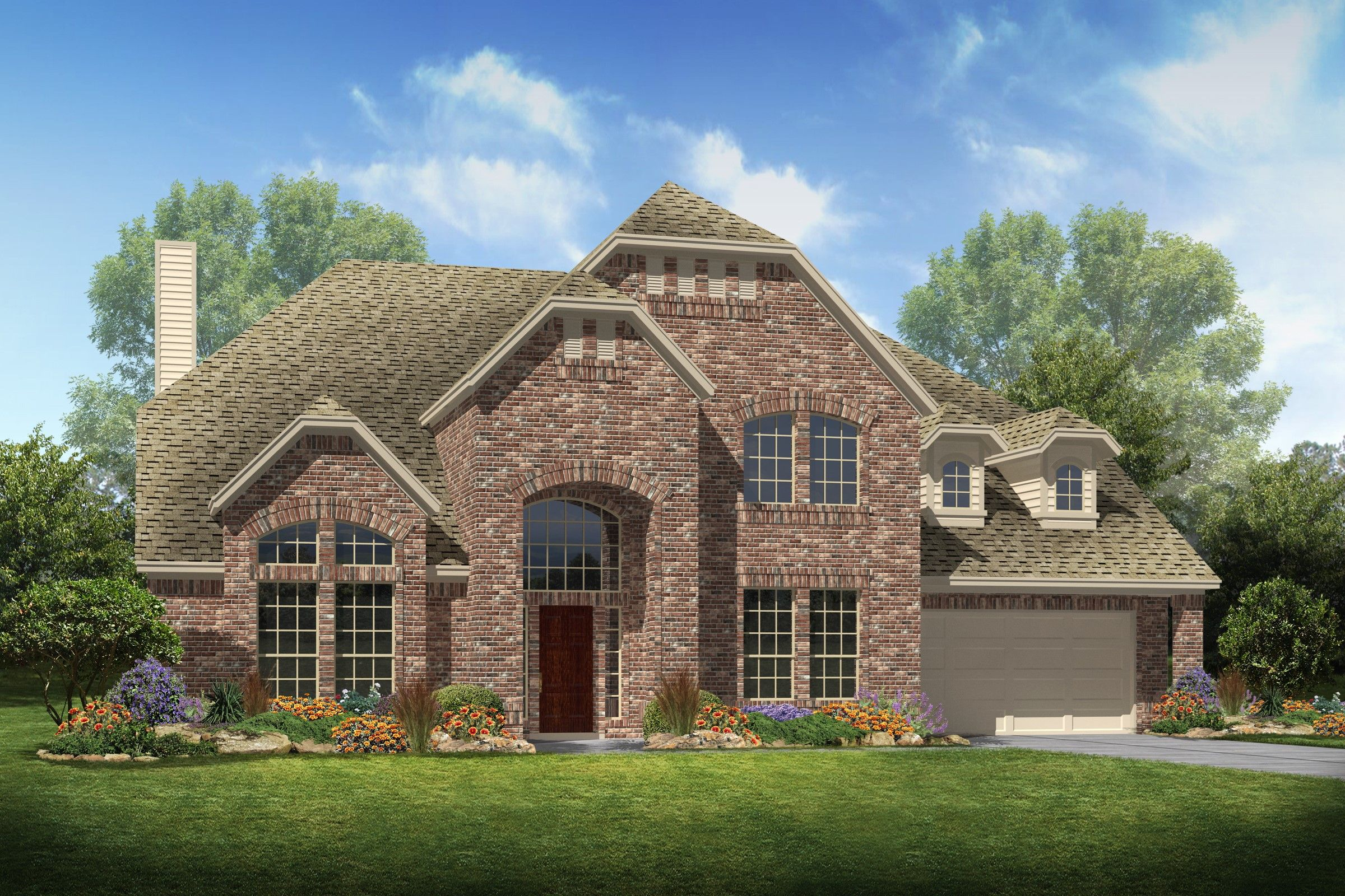 Single Family for Sale at Wellington 4726 Red Fox Circle, Homesite 9 Baytown, Texas 77523 United States
