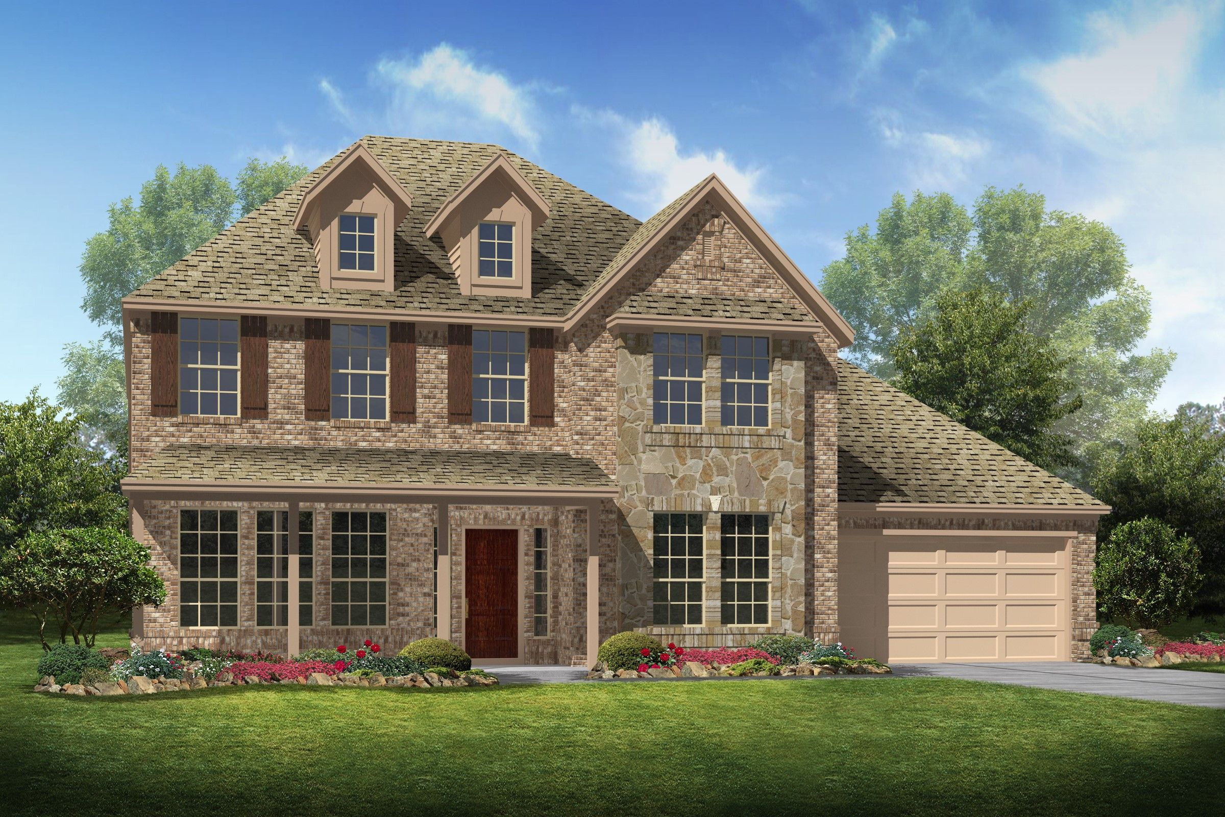 Single Family for Sale at Stanley 4702 Camp Creek Road, Homesite 1 Baytown, Texas 77523 United States