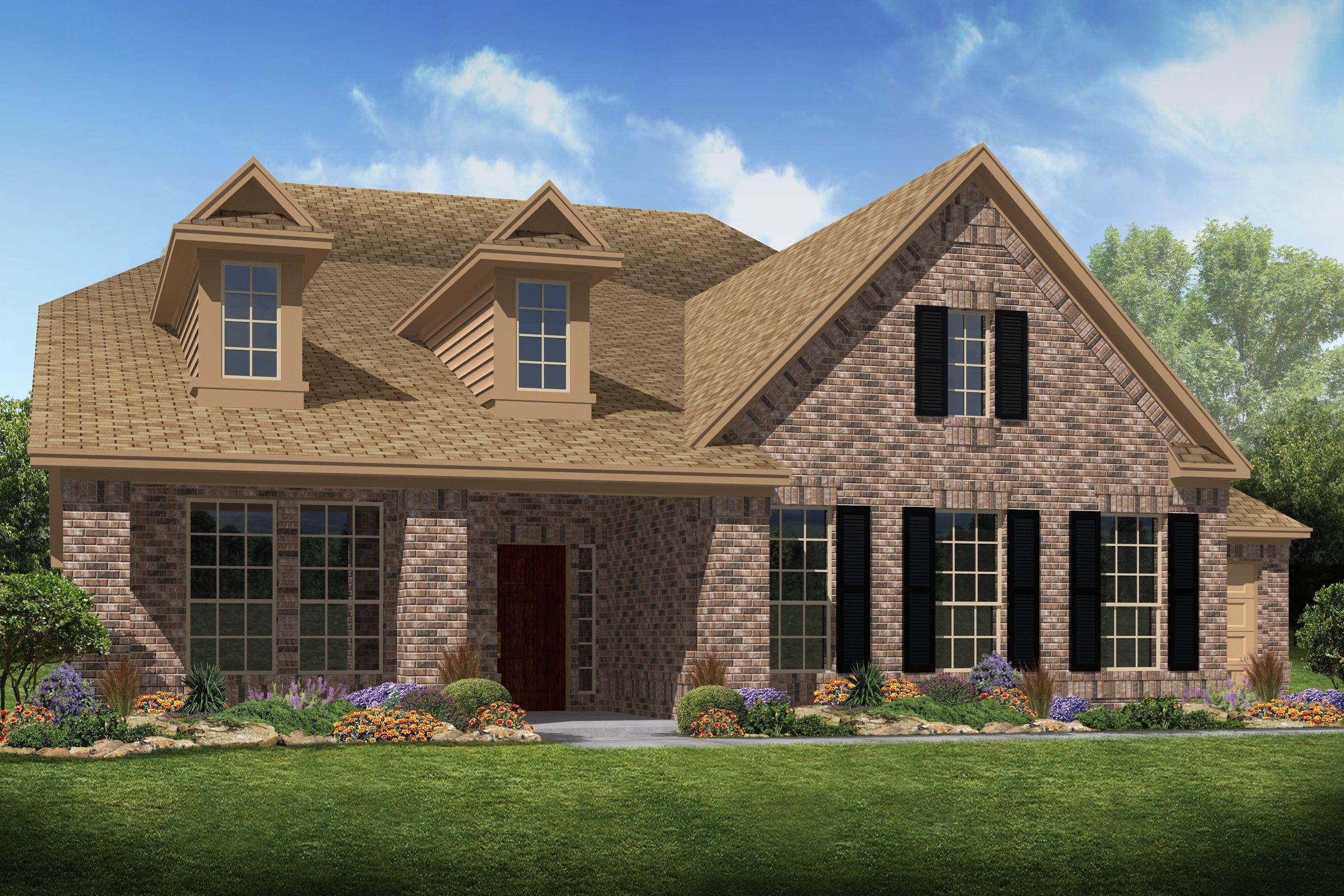 Single Family for Sale at Tejas Lakes - Lori 7802 Tejas Lakes Trail Needville, Texas 77461 United States