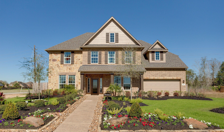 East Meadow Place New Homes In Deer Park TX By Gehan Homes