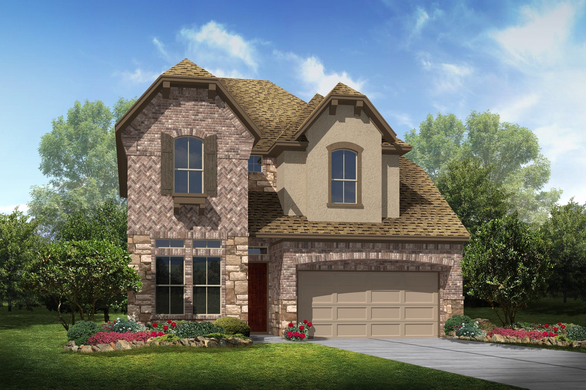 Single Family for Sale at Parkway Terrace - Michael 2109 Westbourne Park Drive Houston, Texas 77077 United States